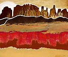 """""""Solitary Highlands""""   by Patrice Baldwin"""