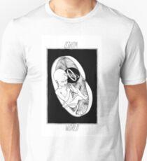 Tarot Collection: World Unisex T-Shirt