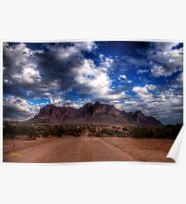Superstition Mountains-3 Poster