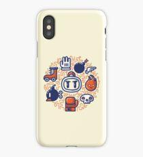 Bomberman Essentials iPhone Case/Skin