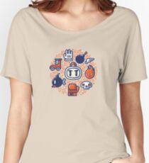 Bomberman Essentials Women's Relaxed Fit T-Shirt