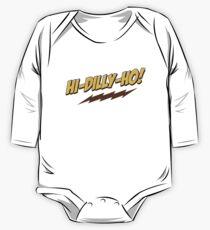 Hi-Dilly-Ho! One Piece - Long Sleeve