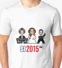 Slovenia 2015 Unisex T-Shirt