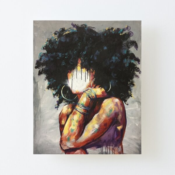 Naturally II Canvas Mounted Print