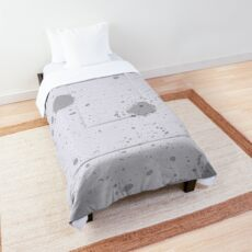 Awesome Blotches Comforter