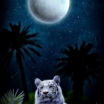 Le Tigre Purple by renilicious