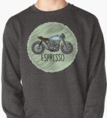 Espresso - Cafe Racer Pullover