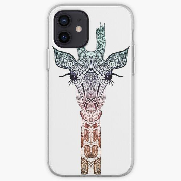 GIRAFFE  iPhone Soft Case