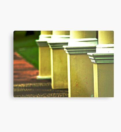Column art; On Featured: A-place-to-start-no-other-Group Metal Print
