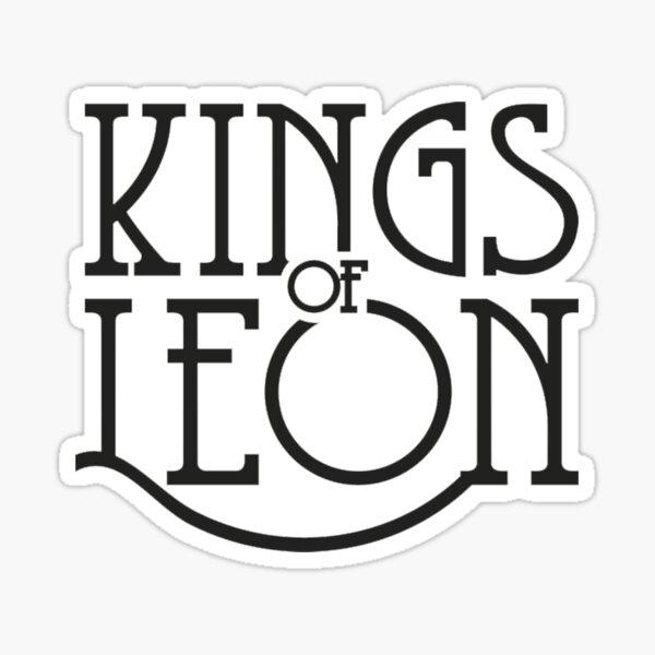 Logo Kings of Leon Sticker