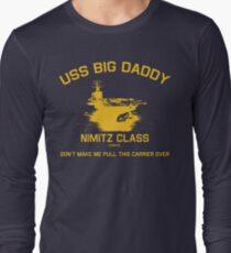USS BIG DADDY-1 Long Sleeve T-Shirt