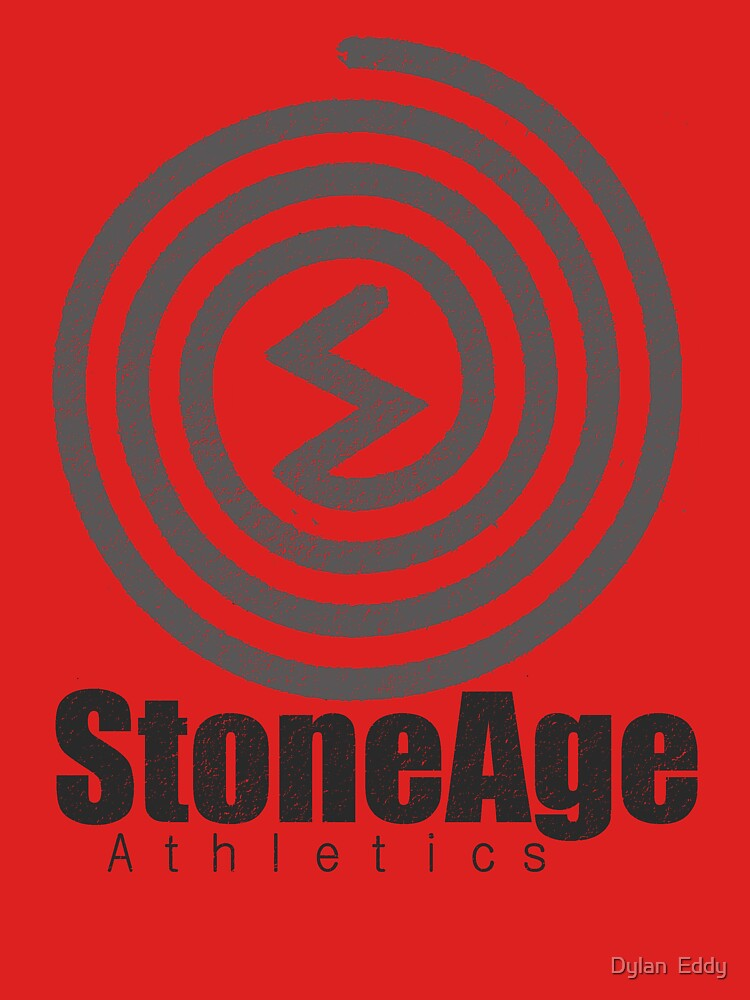 StoneAge Athletics logo by djupitere
