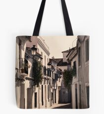 The road out of town Tote Bag