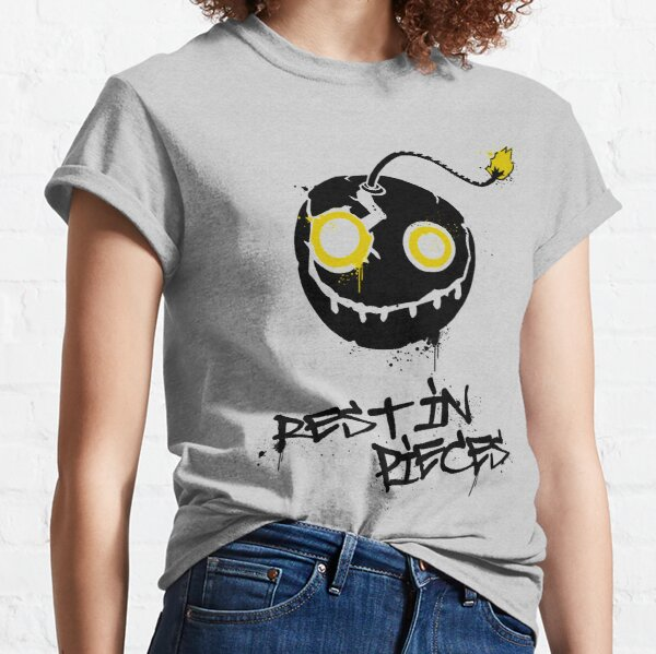 Rest in pieces Classic T-Shirt