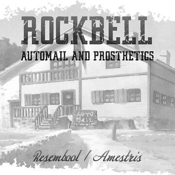 Rockbell Automail by ShintaroGr