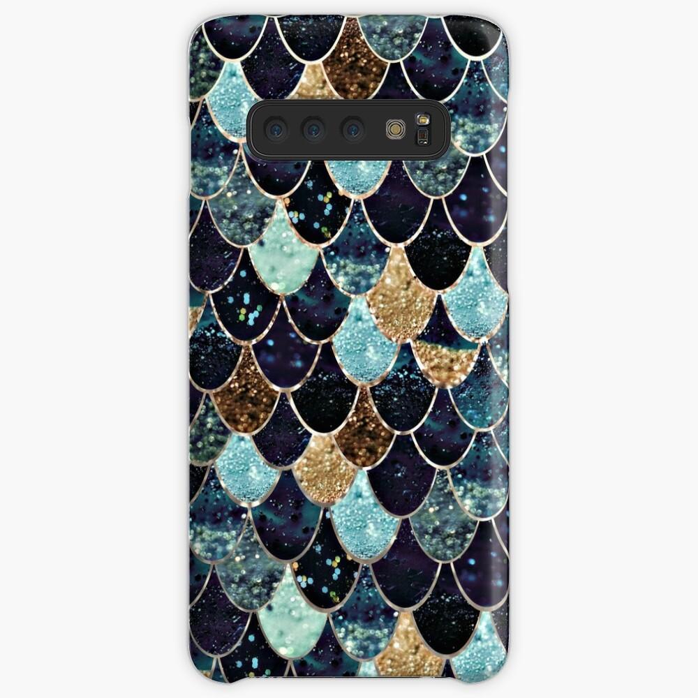 MYSTIC MERMAID BLUE Case & Skin for Samsung Galaxy