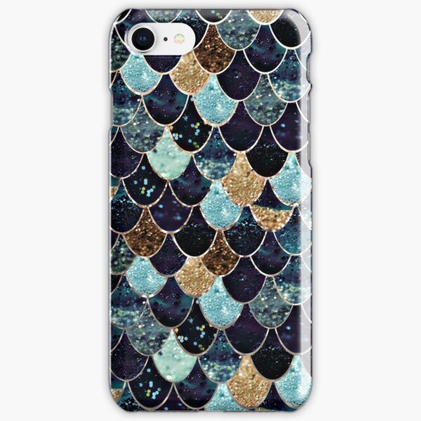 MYSTIC MERMAID BLUE iPhone Snap Case