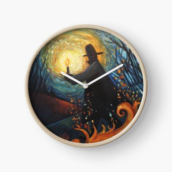 Thief of Sparks Clock