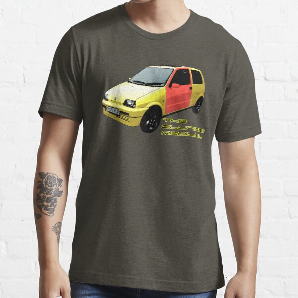 The Clungemobile - The Inbetweeners [Single Print With Text] Essential T-Shirt