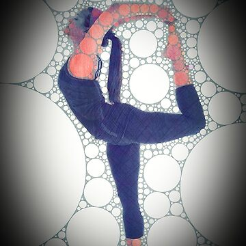 Yoga Art 13 by john-dalton