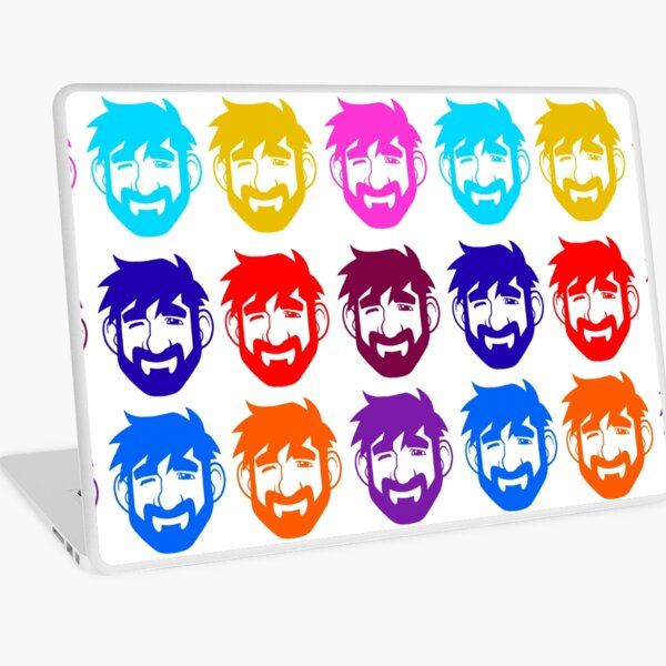 BEARS IN THE AIR Laptop Skin