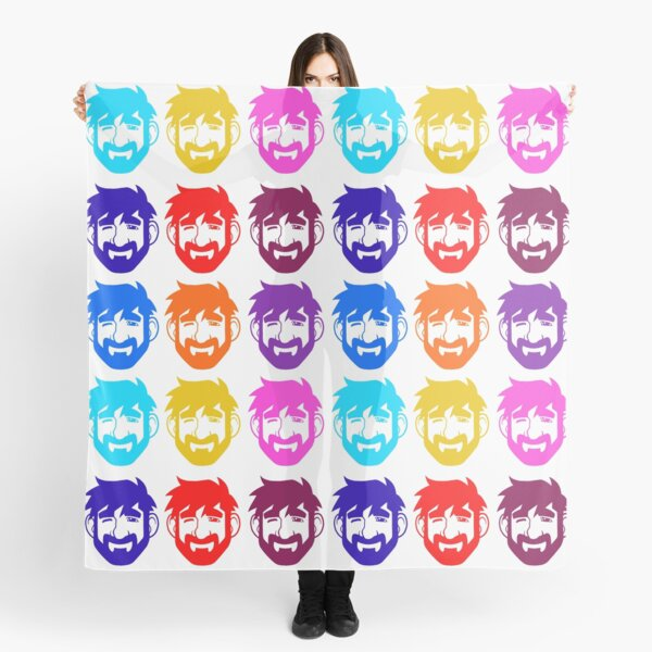 BEARS IN THE AIR Scarf