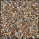 Brighton Pebbles by jahina