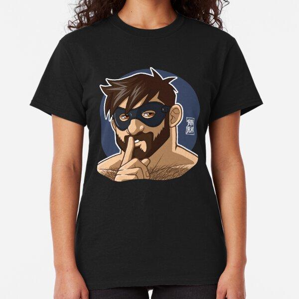 ADAM LIKES TO BE NAUGHTY Classic T-Shirt