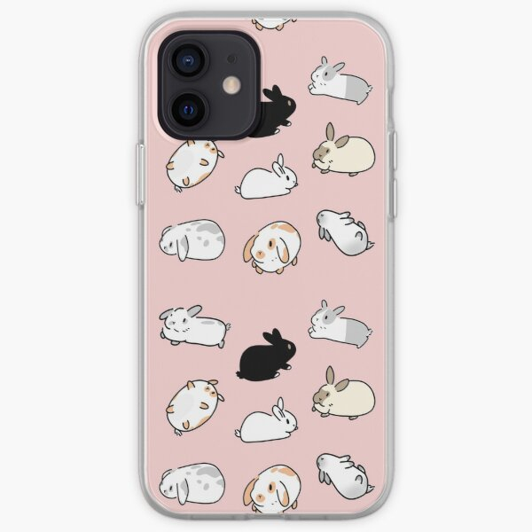 Bunny Rabbits iPhone Soft Case