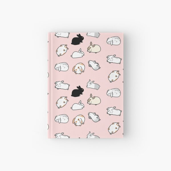 Bunny Rabbits Hardcover Journal