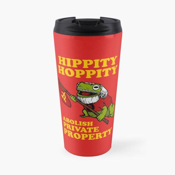 Hippity Hoppity abolit une propriété privée Mug isotherme