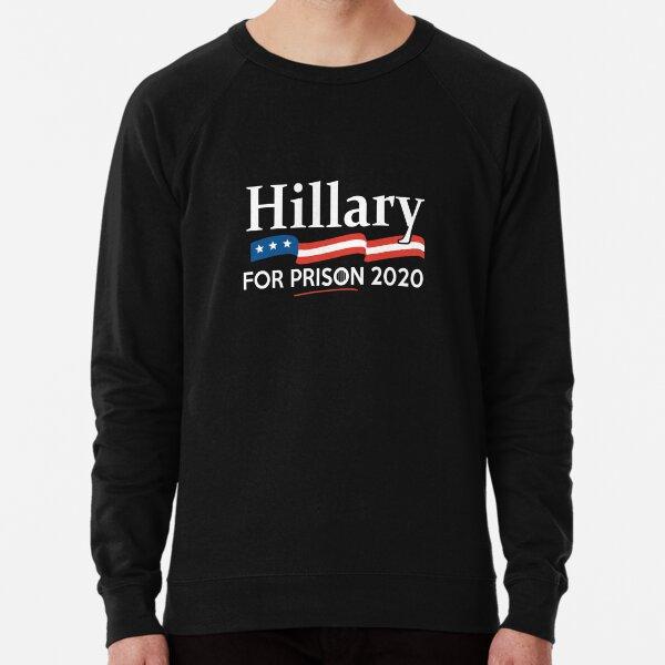 Hoodie Trump for Prison 2020 Hooded Sweatshirt Elections