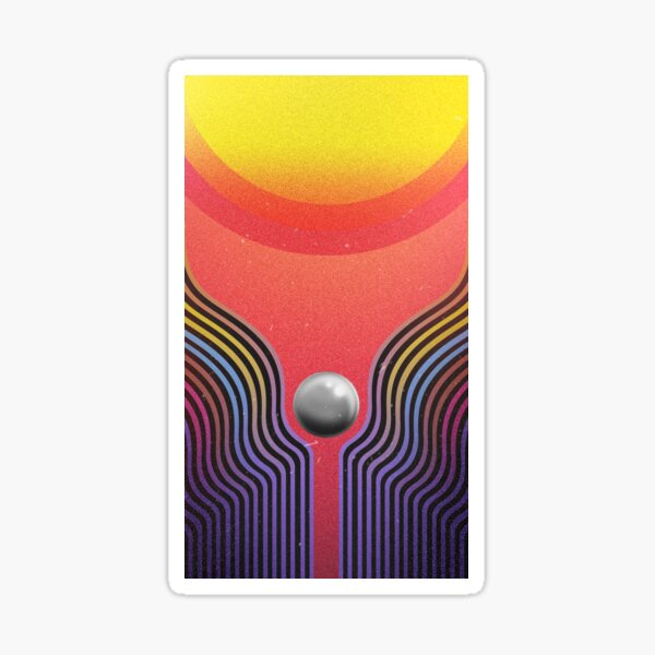 Tame Impala - Currents  Sticker