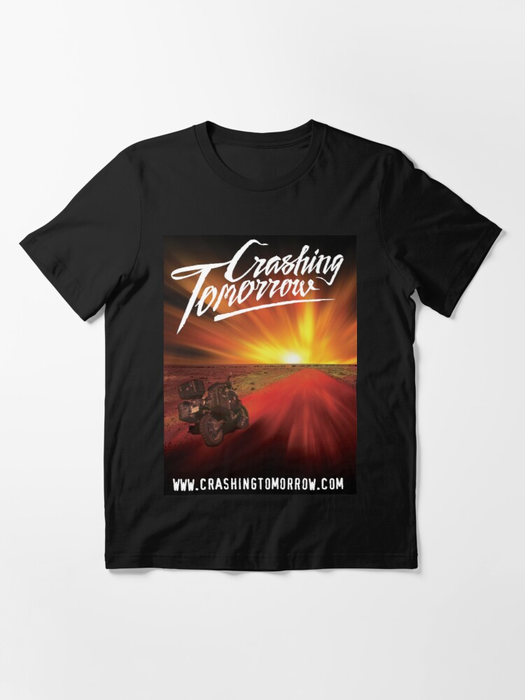 Alternate view of Lone Rider Essential T-Shirt