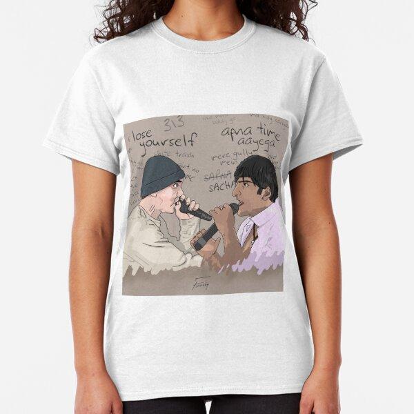 B-Rabbit vs. Gully Boy Classic T-Shirt