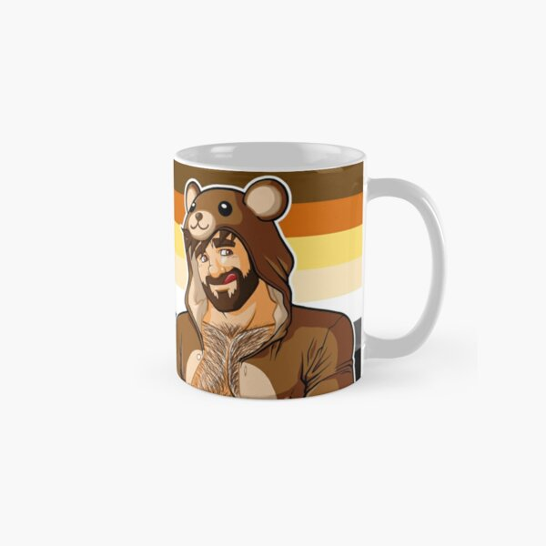 ADAM LIKES TEDDY BEARS - BEAR PRIDE Classic Mug