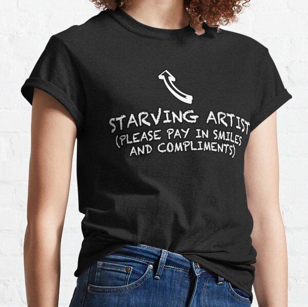Starving Artist - Nour Zikra Classic T-Shirt
