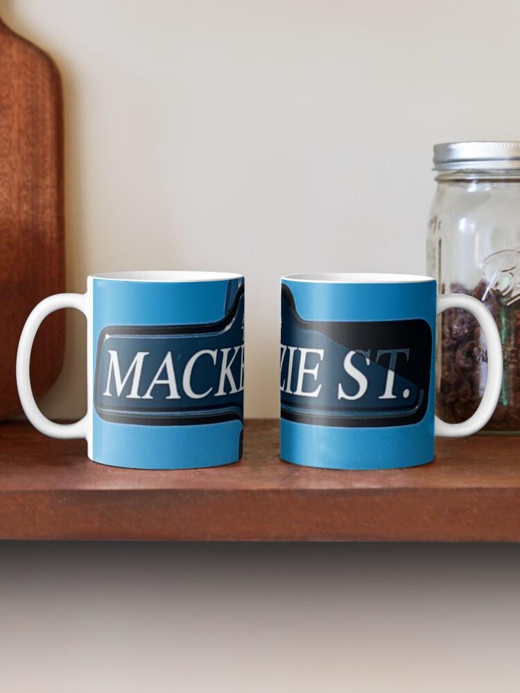 Alternate view of Mackenzie  Mug