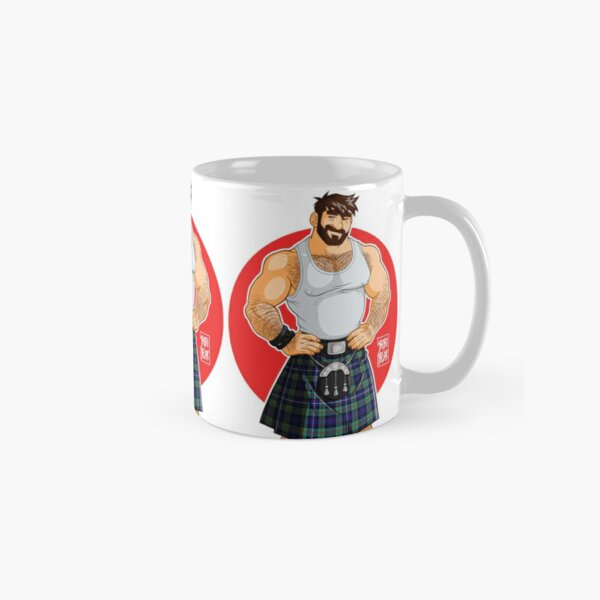 ADAM LIKES KILTS Classic Mug