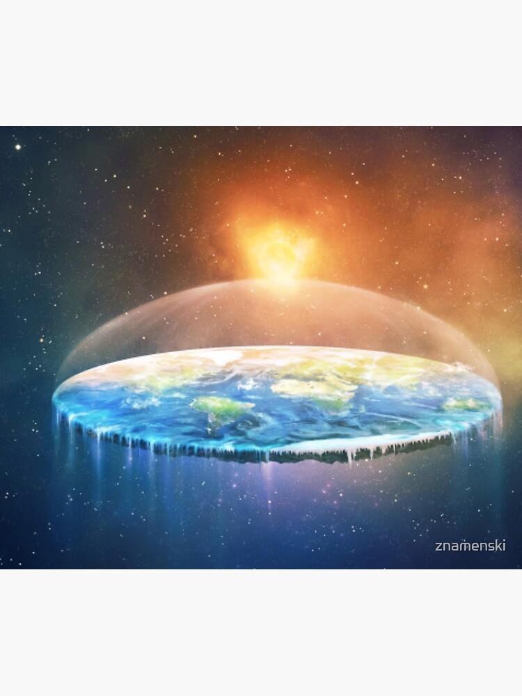 Flat Earth #FlatEarth by znamenski