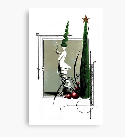 Merry Christmas RB friends! Canvas Print