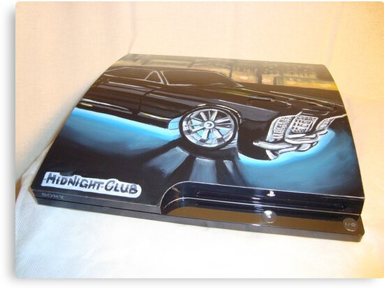 "PS3 ""MIDNIGHT CLUB"" 1 by Josue Martinez"