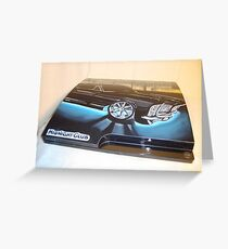 "PS3 ""MIDNIGHT CLUB"" 1 Greeting Card"