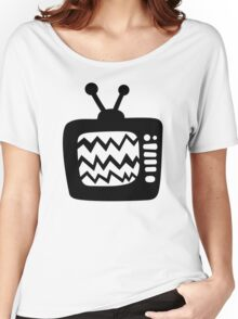 Vintage Cartoon TV Women's Relaxed Fit T-Shirt