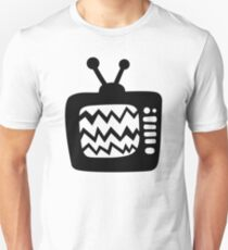 Vintage Cartoon TV Unisex T-Shirt