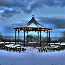 Filey Band Stand. by lendale