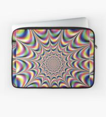 Optical illusion print Laptop Sleeve