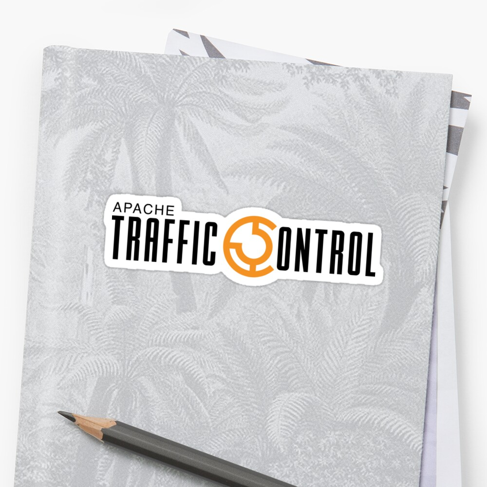 Apache Traffic Control Sticker