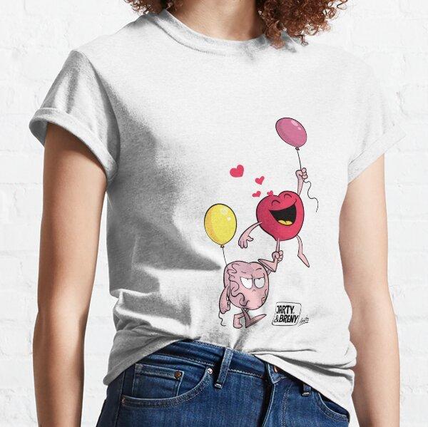 """Amor a """"flote"""" Camiseta clásica"""