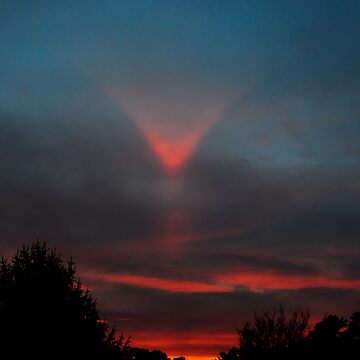 Upper Tangent Arc - Sunset 12-23-2010 by cometman